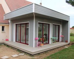 Lesoudier - Pierres - Extension